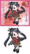 最上型重巡洋艦2番艦 三隈・改