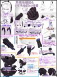 【MMD艦これ】集積地棲姫&PT子鬼群仕様書Ver1.0.5
