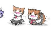 ミミッキュとプラズマモルモット