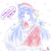 【花騎士】サンタスミレ