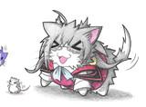 ネズミ提督とアローラ地方の清霜ネコ