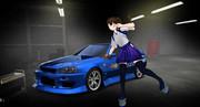 加賀さんの車