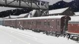 【MMD鉄道】冬のマニマニ