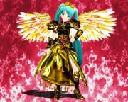 愛の黄金聖闘士