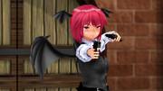 紅魔の小悪魔さん2風静画