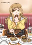いっぱい食べる君が好き♪