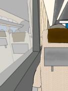 架空の特急電車