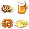 ドイツな食べ物&飲み物