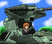 M808 MBT スコーピオン出撃です!