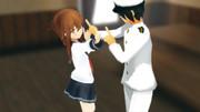 【MMD艦これ】とある駆逐艦の全力アピール【恋ダンス】