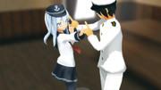 【MMD艦これ】とある駆逐艦の全力アピール【恋ダンス】~響ちゃんの場合~