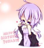 ゆかりさん誕生日おめでとうございます。