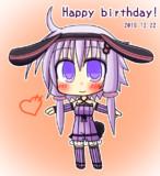 ゆかりさん誕生日おめでとう!