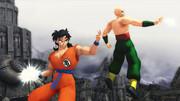 MMD - pose fight 05