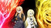 魔女と天使