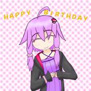ゆかりさんのお誕生日