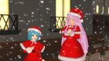 サンタさんがめっちゃ可愛かったので