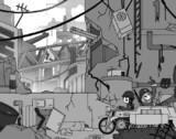 少女と廃墟とケッテンクラート