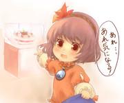 クリスマスケーキが欲しい神奈ちゃん