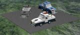 LDDでパトカー作ってみた。