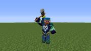 【minecraft】バルバトスを作り直してみた【jointblock】