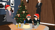詐欺師と超能力者と悪霊のクリスマス