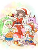 クリクリスマス!