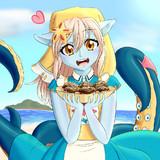 海辺の看板娘 スキュラ