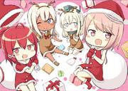 クリスマスですって!