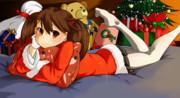 クリスマスと龍驤