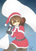 サンタ金鎚ちゃん
