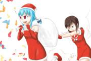 W吹雪のクリスマス