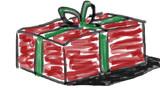 【MMD】クリスマスプレゼントだったりする【車モデル配布】