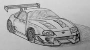 トヨタ スープラ Gr.3