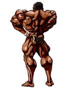 筋肉おじさん