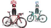 【MMD】ロードバイク【配布】