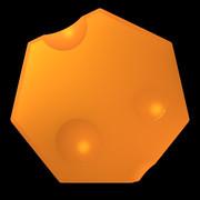 七角形のチーズ