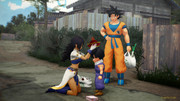 MMD - A small family outing.