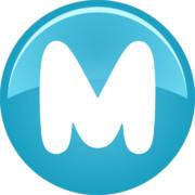 地下鉄(メトロ)の標識/シンボル(丸型)