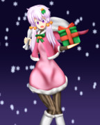 Present for you!(12/25ワンドロだったはずのもの)