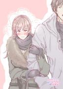 大井っちと冬のデートっち