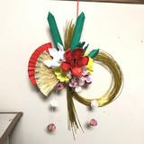 ★折り紙★正月飾り★壁飾り用★