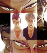 【福本MMD】銀王と神域