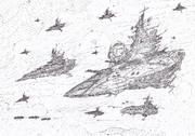 プロローグ3:各星間国家の動き(暗黒星団帝国編)