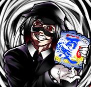 覆面紳士 with 長崎対馬【たいま】の浜三塩
