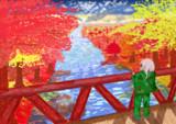 日本の秋 紅葉