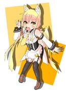 狐メイド皐月ちゃん