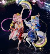 リゼロ【レム ラム】巫女~お正月2017ver~