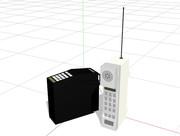 【モデル配布】モブ携帯電話配布します
