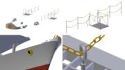 【MMD艦これ】祥鳳さん造船中…【Blender】